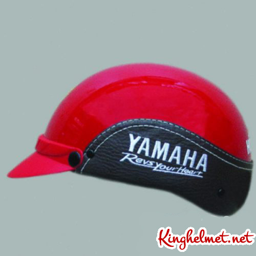 <em><strong>Mẫu nón bảo hiểm quảng cáo Yamaha làm quà tặng</strong></em>