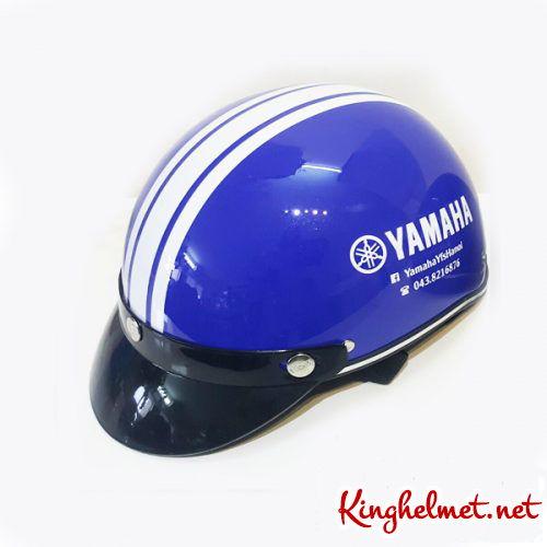 Mẫu nón bảo hiểm đại lý Yamaha làm quà tặng ở TPHCM xưởng sản xuất Kinghelmet