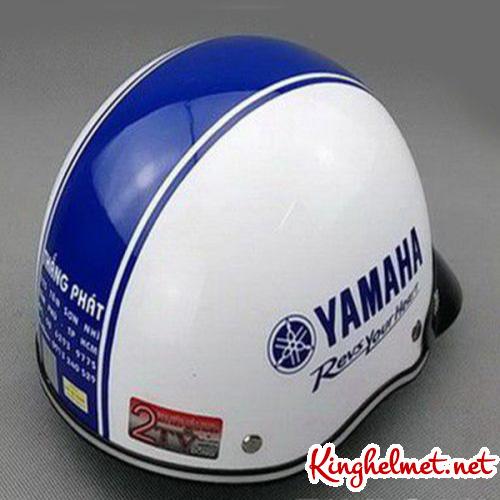 Mẫu nón bảo hiểm Yamaha làm quà tặng ở TPHCM xưởng sản xuất Kinghelmet