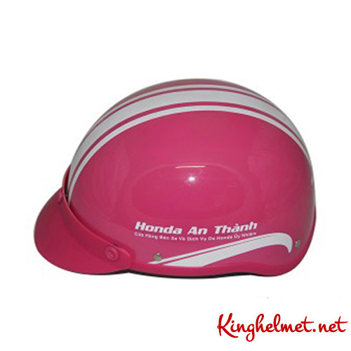 Mẫu nón bảo hiểm đại lý xe Honda An Thành Kinghelmet