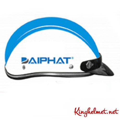 Mẫu nón bảo hiểm quảng cáo Đại Phát ở TPHCM xưởng sản xuất Kinghelmet