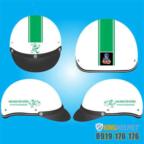 công ty sản xuất nón bảo hiểm, mũ bảo hiểm quà tặng hcm - kinghelmet