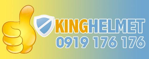Tặng túi vải không dệt khi đặt làm nón bảo hiểm ở Kinghelmet