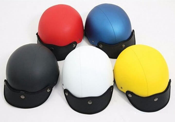 Bí quyết chọn màu sơn nón bảo hiểm để sản xuất (1)